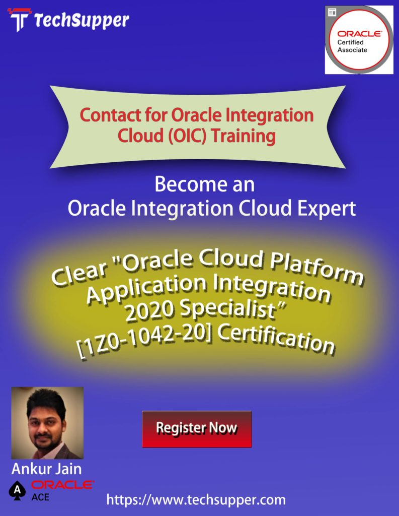 Oracle Integration Cloud Training
